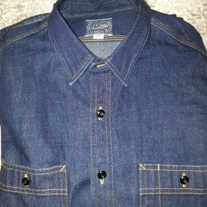 Men's JCrew Denim Shirt
